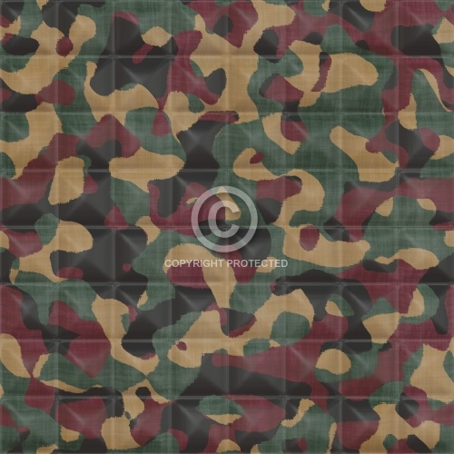 Quilted Camouflage 02