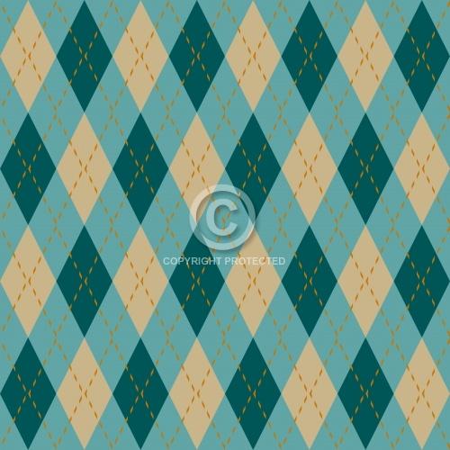 Argyle Fabric 04
