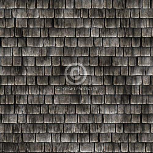 Roofing - Wood Shingles 04