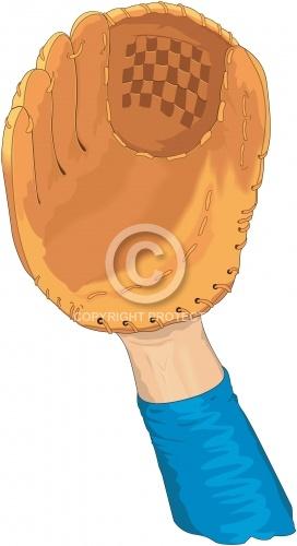 Baseball Glove 01