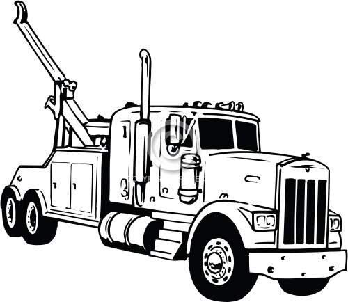 Tow Truck 02