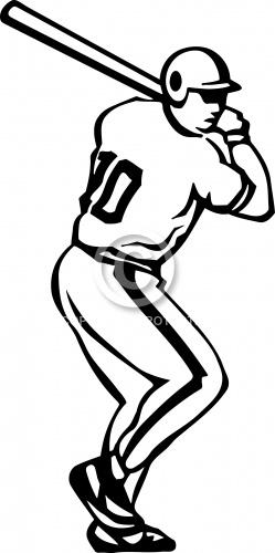Baseball Batter 02