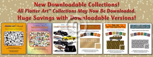 New Downloadable Collections Banner