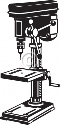 Drill Press 01