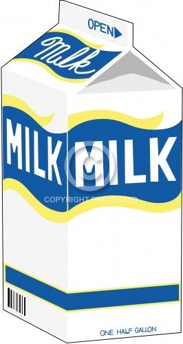 Milk Carton 01
