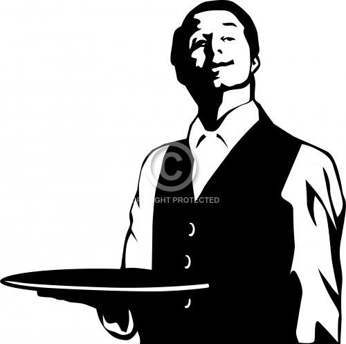 Waiter 02