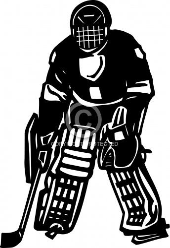 Hockey Player 03