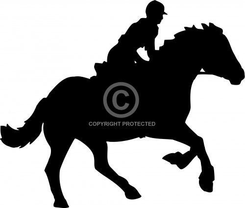 Horse and Rider 01