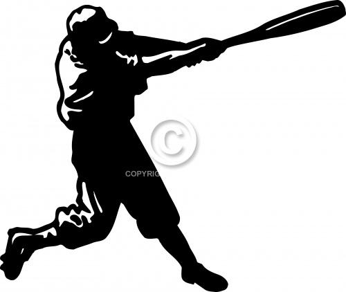Baseball Batter 04