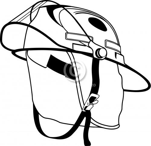 Fire Helmet 01