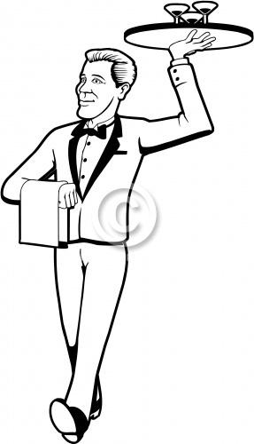 Waiter 03