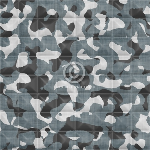 Quilted Camouflage 04