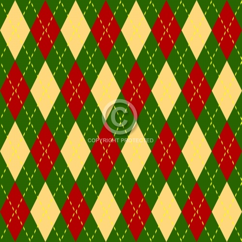 Argyle Fabric 06