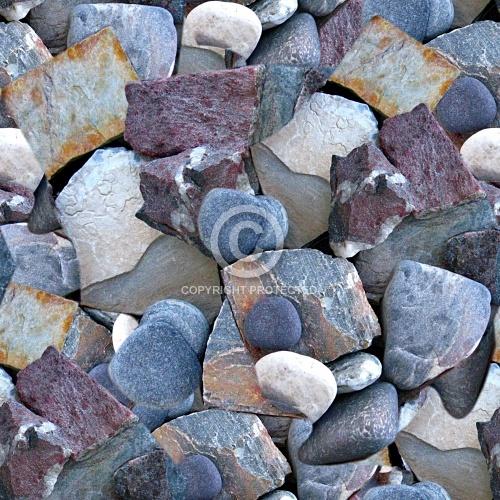 Rocks and Gravel 06