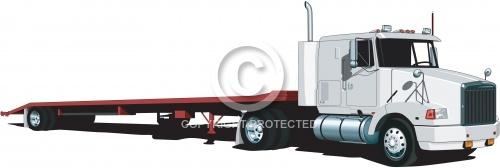 Tractor Trailer 05