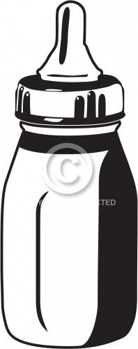 Baby Bottle 01