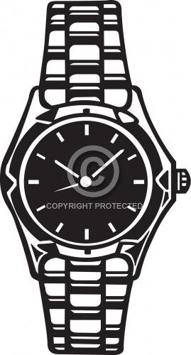 Wrist Watch 02