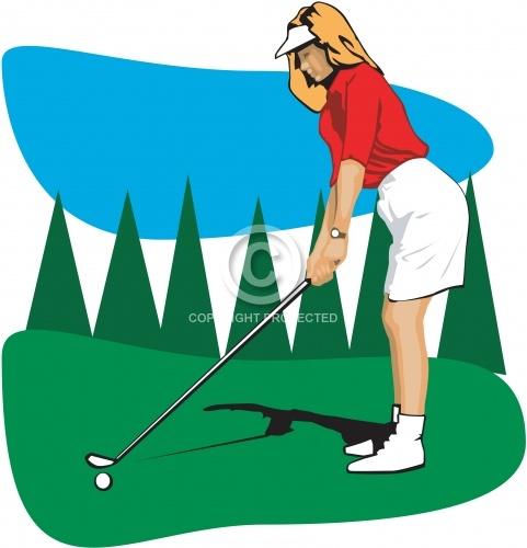 Golfer 11
