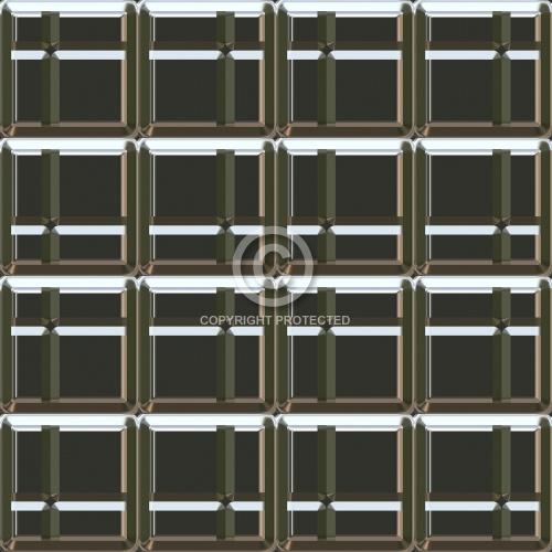 Metalized Block 07