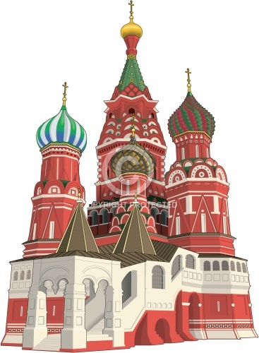 Saint Basil's Cathedral 01
