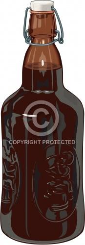 Beer Bottle 03