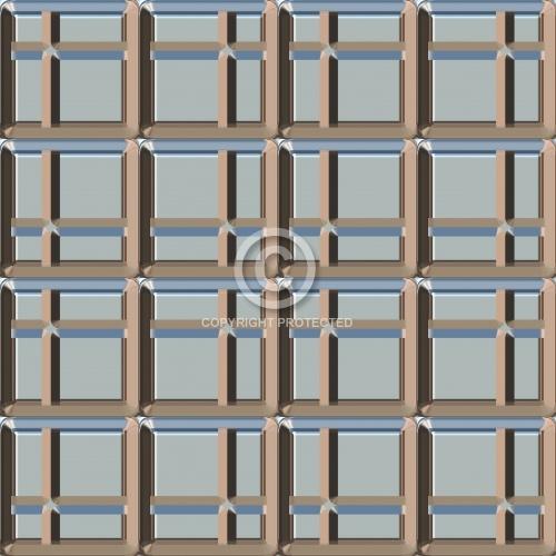Metalized Block 08