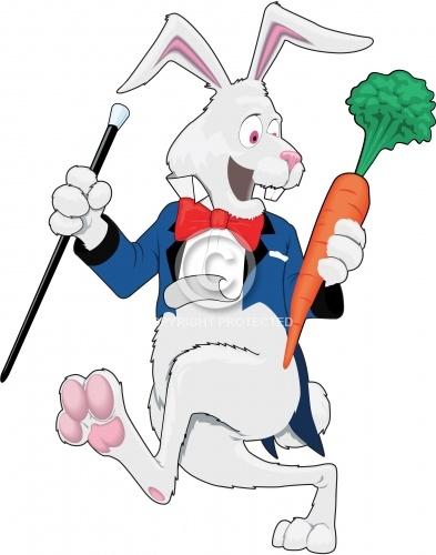 Happy Rabbit 01