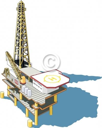 Oil Platform 01