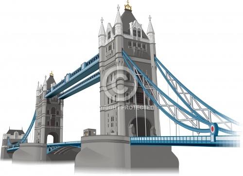 Tower of London Bridge 01