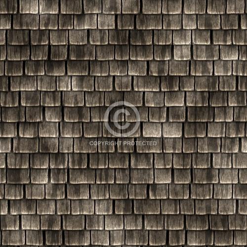 Roofing - Wood Shingles 03