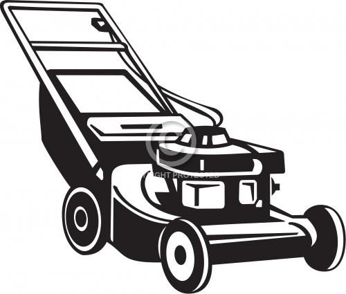 Lawn Mower 01