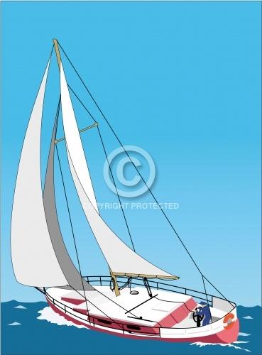 Sailboat 08
