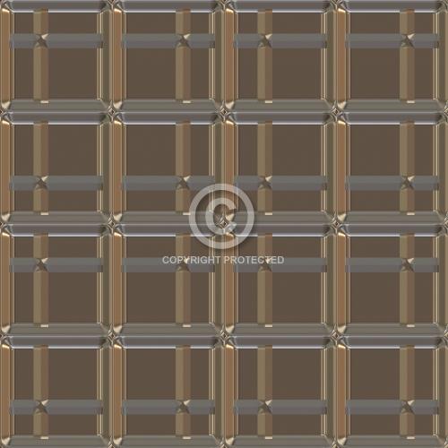 Metalized Block 10