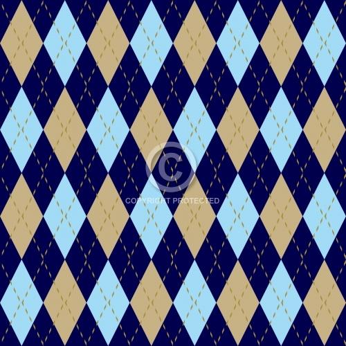 Argyle Fabric 01