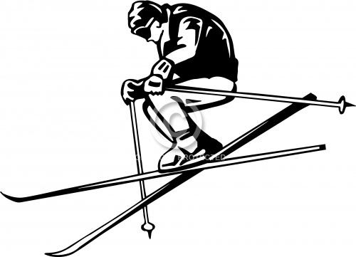 Skier 03