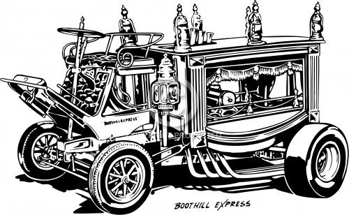 Boot Hill Express 01