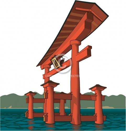 Torii Gate 01