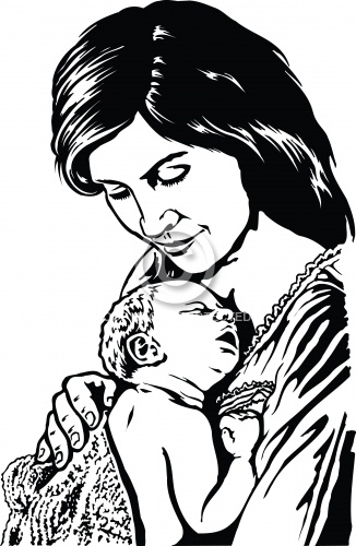 Mother and Child 02