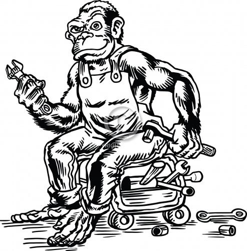 Grease Monkey 01