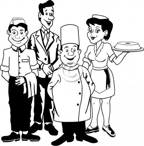 Restaurant Group 01