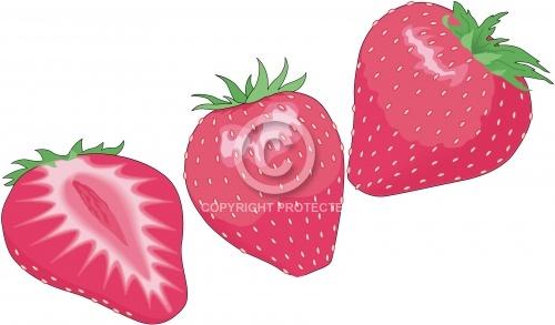 Strawberries 01