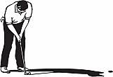 Golfer 02