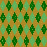 Argyle Fabric 03