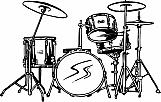 Drum Set 01