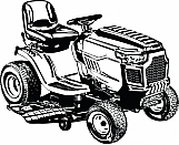 Riding Lawnmower 02