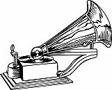 Antique Phonograph 01