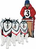 Dog Sled Racing 01