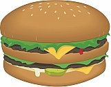 Hamburger Sandwich 02