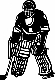 Hockey Player 03