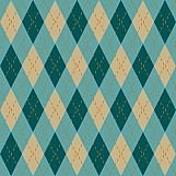 Argyle Fabric 04